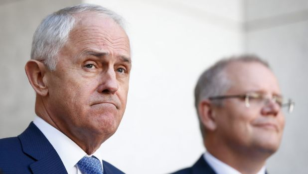 The budget's backbone is made up of areas that  nearly cost Malcolm Turnbull the last election.