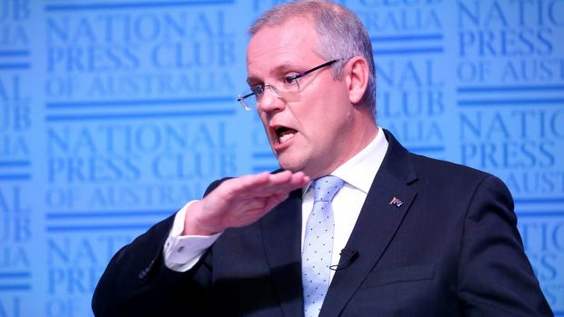 Treasurer Scott Morrison said the banks had 'significant' pricing power.
