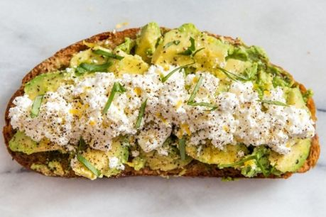 Richard Glover grew up without experiencing the delights of avocado on toast.