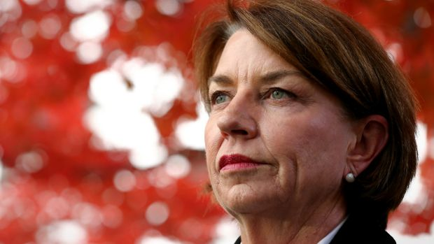 Australian Bankers Association CEO Anna Bligh: Hunting for an advertising agencies.
