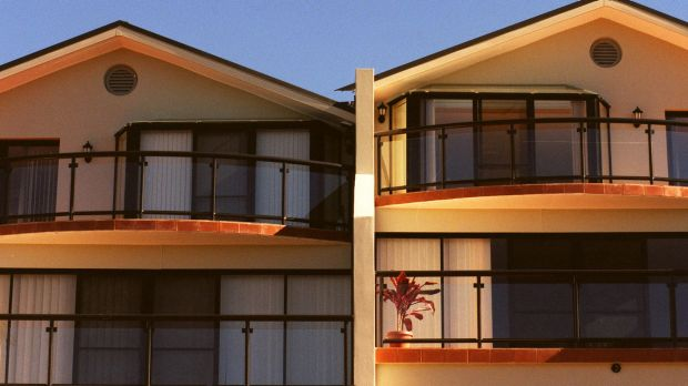 New townhouses are in demand as more people downsize from the family home.