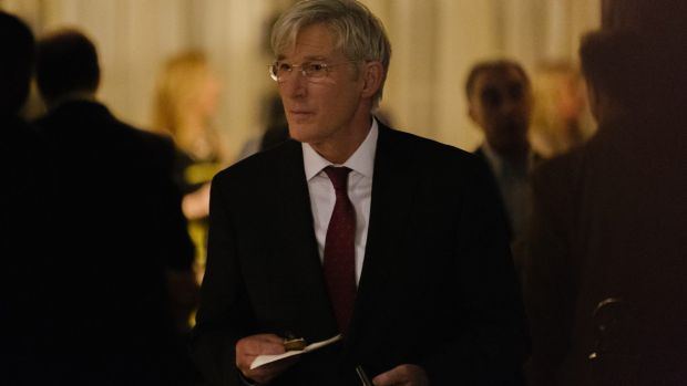 """The Chinese communist party is not particularly happy with me"": Richard Gere."