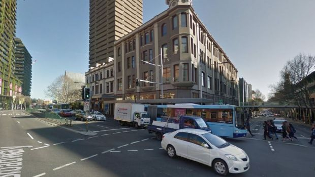 The women were allegedly punched near UTS Building 10 Broadway in Ultimo.