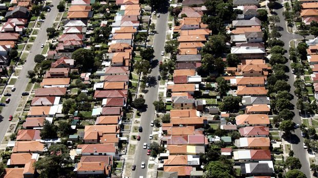 Contrary to popular belief, Australia as a whole has built more than enough houses.