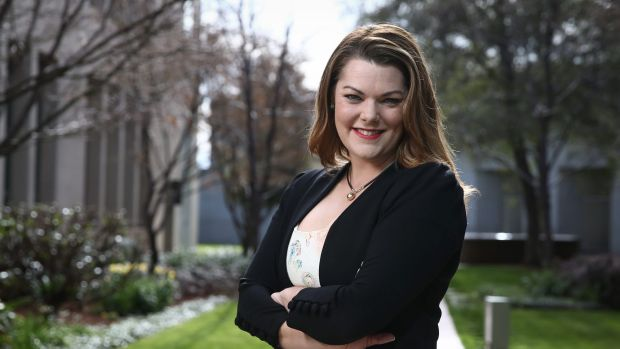 Greens senator Sarah Hanson-Young says she is focused on getting a better deal for public schools