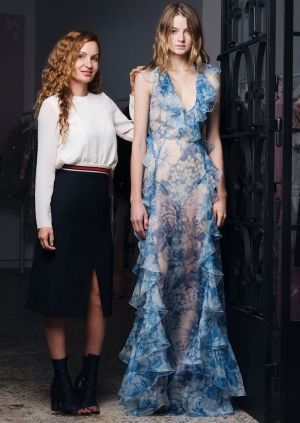 Australian Fashion designer Alice McCall will stage the first show on Monday at Australian Fashion Week.