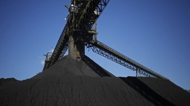 Burying our future: building new coal mines will make it impossible to slow global warming.