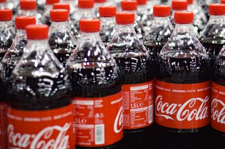 Coca-Cola Amatil's earnings are down as fewer Australian drink sugary soft drinks.