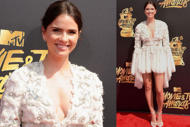Model-actress Shelley Hennig sure does look like a delightful human but that doesn't change the fact that this Thomas ...