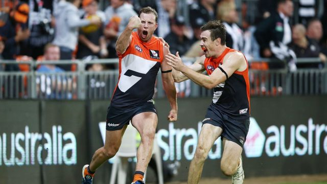 Steve Johnson comes up against his former side for the third time on Saturday.