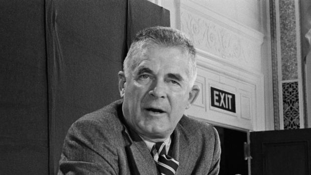 Special Prosecutor Archibald Cox was fired by Richard Nixon for refusing to back off his pursuit of the White House ...