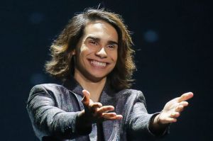 Isaiah Firebrace finished in ninth place during Eurovision 2017.