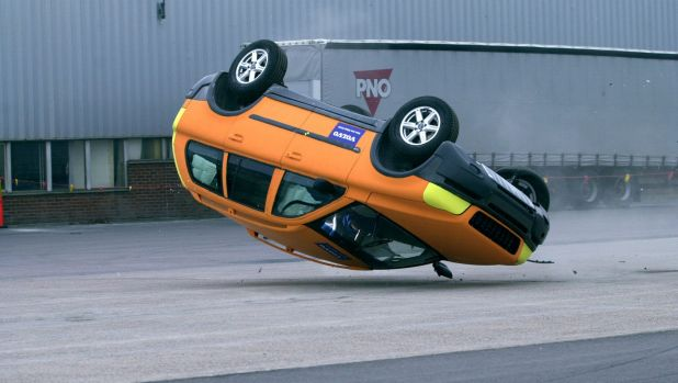 Safety has long been the selling point for the Volvo.