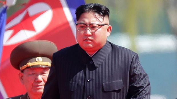 South Korea military: North Korea fires unidentified projectile
