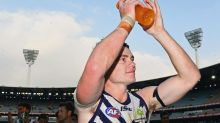 Lachie Neale: The reigning club champion is on track to go back-to-back.