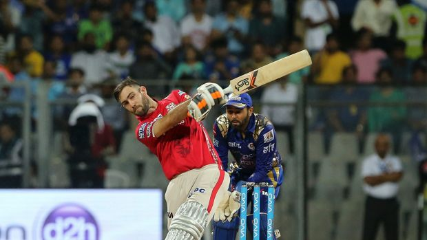 Under performed: Glenn Maxwell did not live up to his stature as an international player in the IPL, said his coach.