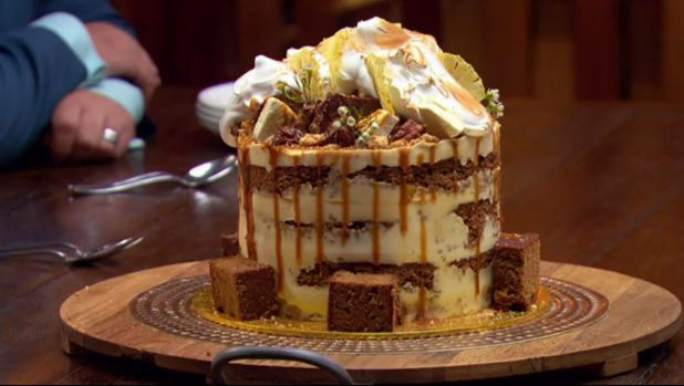 Layer Chocolate Cake Masterchef Australia