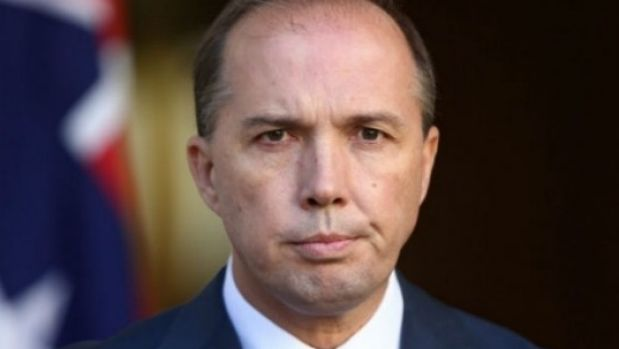 Immigration Minister Peter Dutton is presiding over a ridiculously expensive splurge of taxpayers' money.
