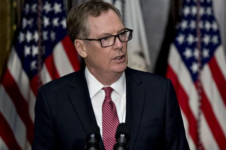Robert Lighthizer, US trade representative, is investigating China's potential infringing of intellectual property rights.