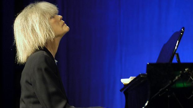 ''I didn't go to music school, I went to Birdland,'' says Carla Bley.