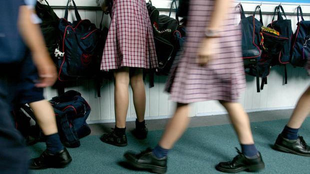 For most Victorian families, local is no longer the school of choice.