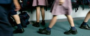 Sydney's most advantaged suburbs for education are by the harbour, a new report shows.