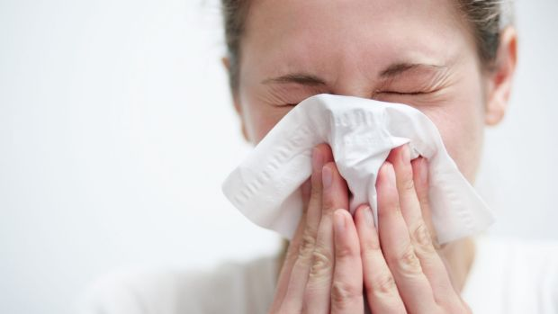 The common cold and respiratory infections can trigger a heart attack.