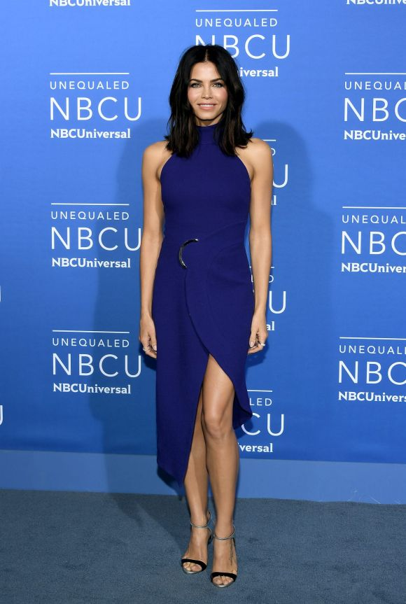 Jenna Dewan Tatum attends the 2017 NBCUniversal Upfront at Radio City Music Hall on May 15, 2017 in New York City.