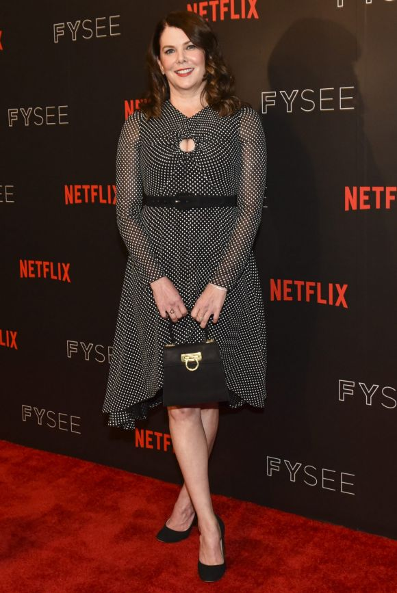 """Lauren Graham attends """"Gilmore Girls: A Year in the Life"""" For Your Consideration Event at Netflix FYSee Space on May 11, ..."""