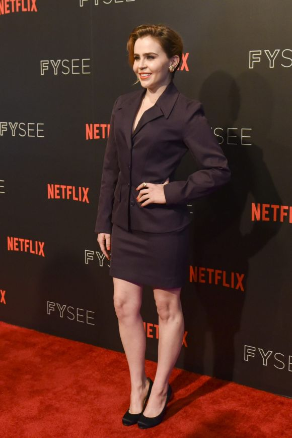 """Mae Whitman attends """"Gilmore Girls: A Year in the Life"""" For Your Consideration Event at Netflix FYSee Space on May 11, ..."""