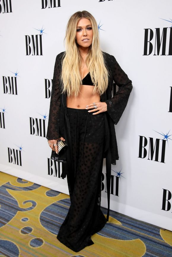 Rachel Platten attends the 65th Annual BMI Pop Awards at the Beverly Wilshire Four Seasons Hotel on May 9, 2017 in ...
