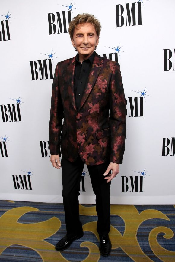 Barry Manilow attends the 65th Annual BMI Pop Awards at the Beverly Wilshire Four Seasons Hotel on May 9, 2017 in ...