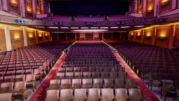 The heritage-protected seats inside the Palais Theatre will remain.