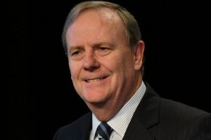 Peter Costello, chairman of the Australian Future Fund, says banks need to demonstrate their value to the community.