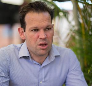 Former resources minister Matt Canavan.