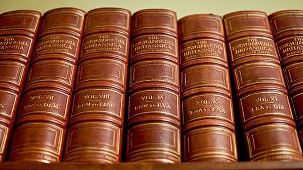 The Britannica is restored to former glory in a post-internet world.