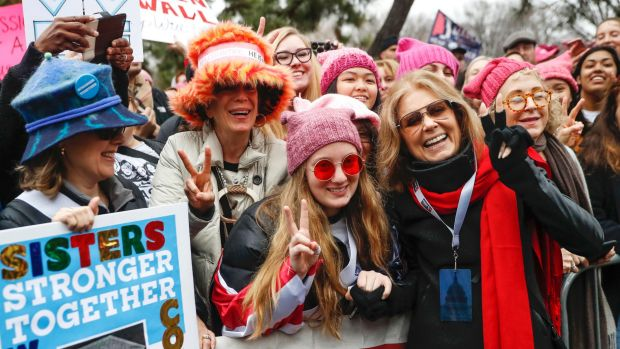 The biggest moments for women and feminism in 2017