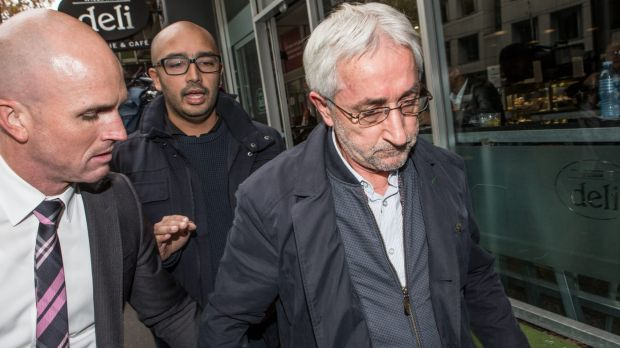 Imam Ibrahim Omerdic, (right) has been found guilty of marrying the girl to the much older man.