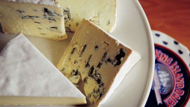 King Island is famous for its cheese.