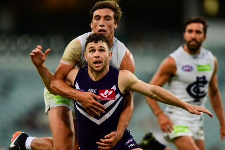 The Dockers will welcome back Hayden Ballantyne for his first game of the season.
