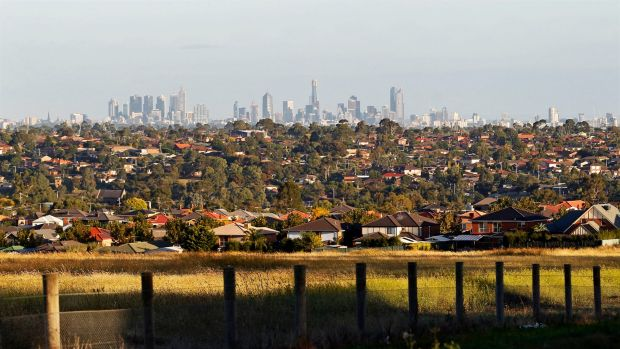 Job opportunities are more plentiful in big cities like Melbourne and Sydney, which keeps property prices high.