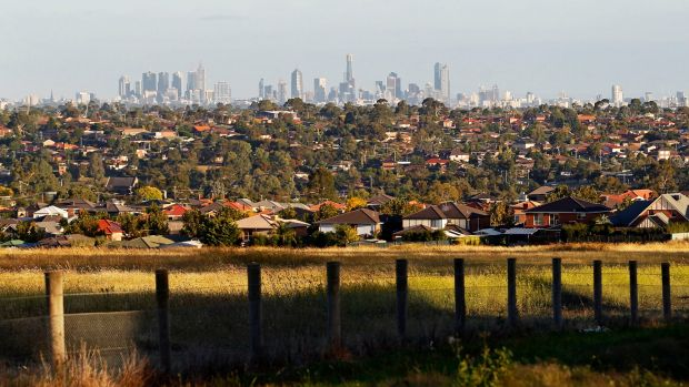 Melbourne's population is growing at a faster than expected rate.