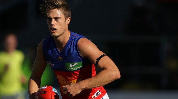 Decisions: Brisbane's Josh Schache is in demand.