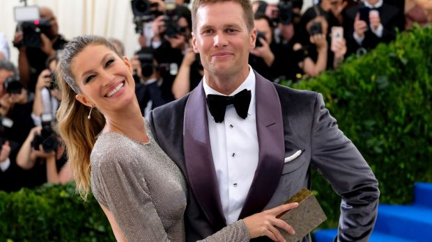 """""""I'm planning on him being healthy and doing a lot of fun things when we're like 100, I hope"""": Gisele Bundchen."""
