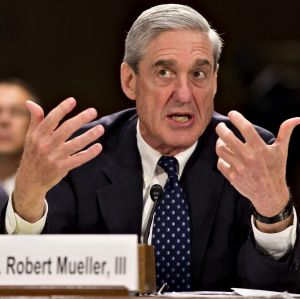 Former FBI Director and now special counsel for the Russia investigation, Robert Mueller.
