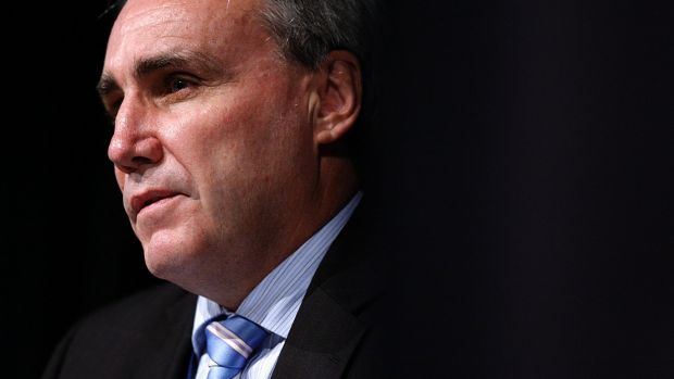 It's alleged Michael Cranston accessed restricted information on an ATO audit for his son.