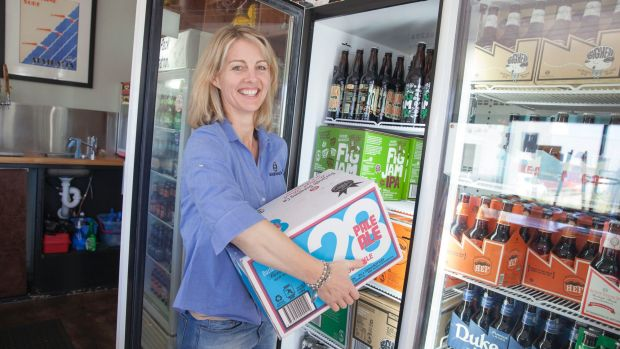 Peta Fielding says it's a good day for independent brewers.