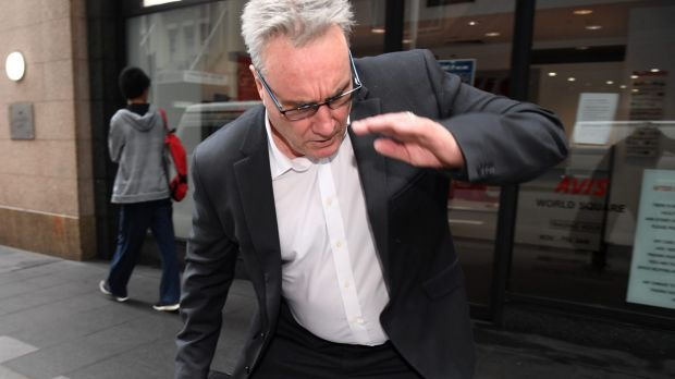 As if the ATO cold do with more bad news. ATO deputy commissioner Michael Cranston, pictured outside court last month, ...