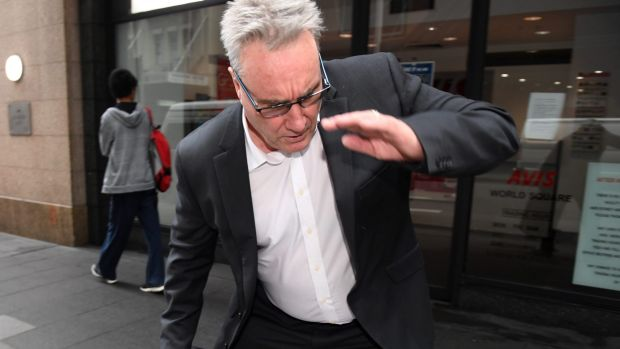 ATO deputy commissioner Michael Cranston, pictured on Thursday, will be charged with abusing his position as a public ...
