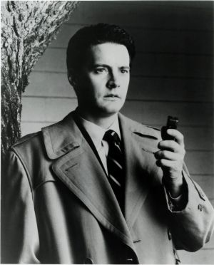 Kyle MacLachlan as FBI Agent Dale Cooper